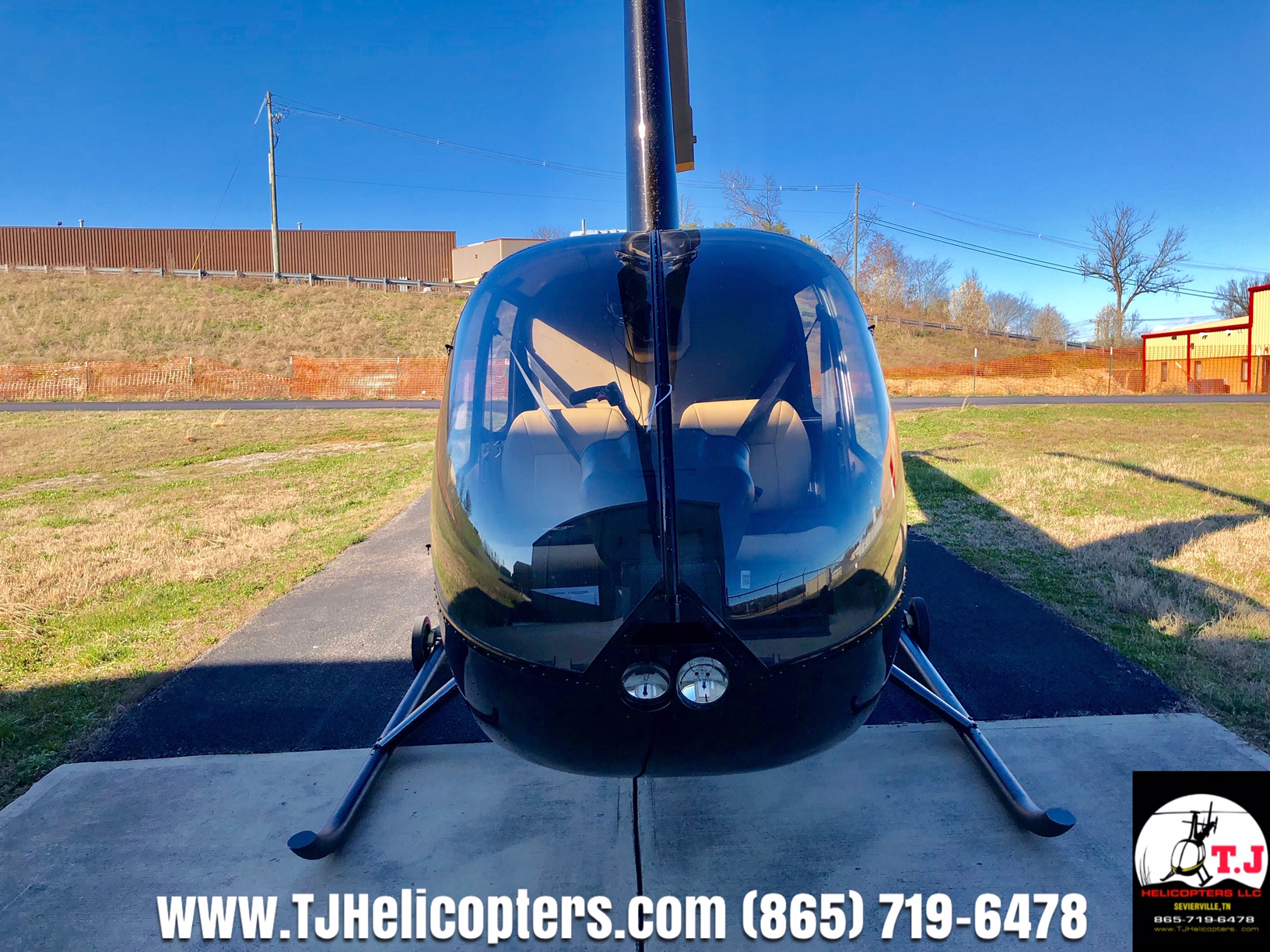 R44 Raven 2 Overhauled 2015 with AC